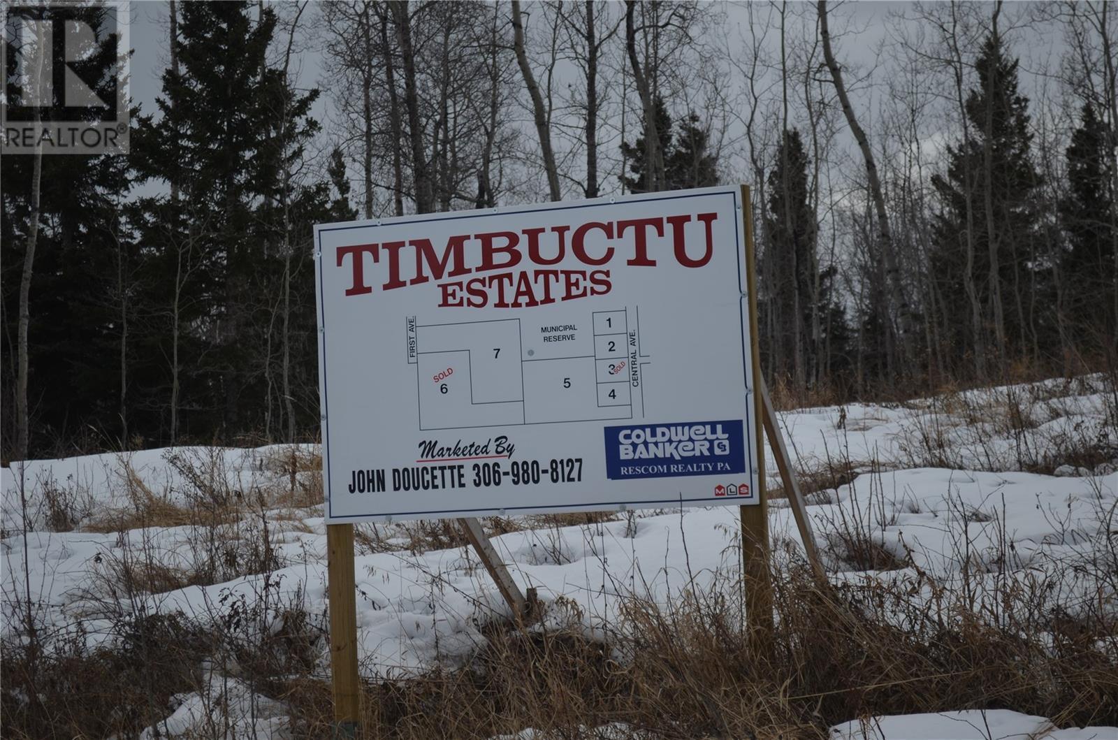 lot 7 Timbuctu Estates