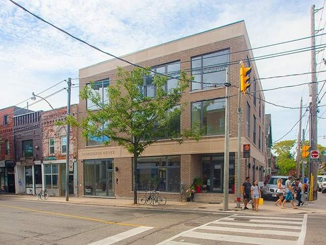 unit 1 - 114 Ossington Ave