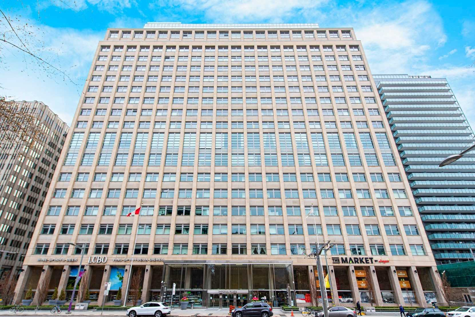 610 - 111 St Clair Ave W