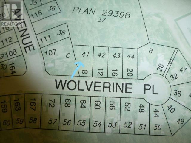 8 Wolverine Place