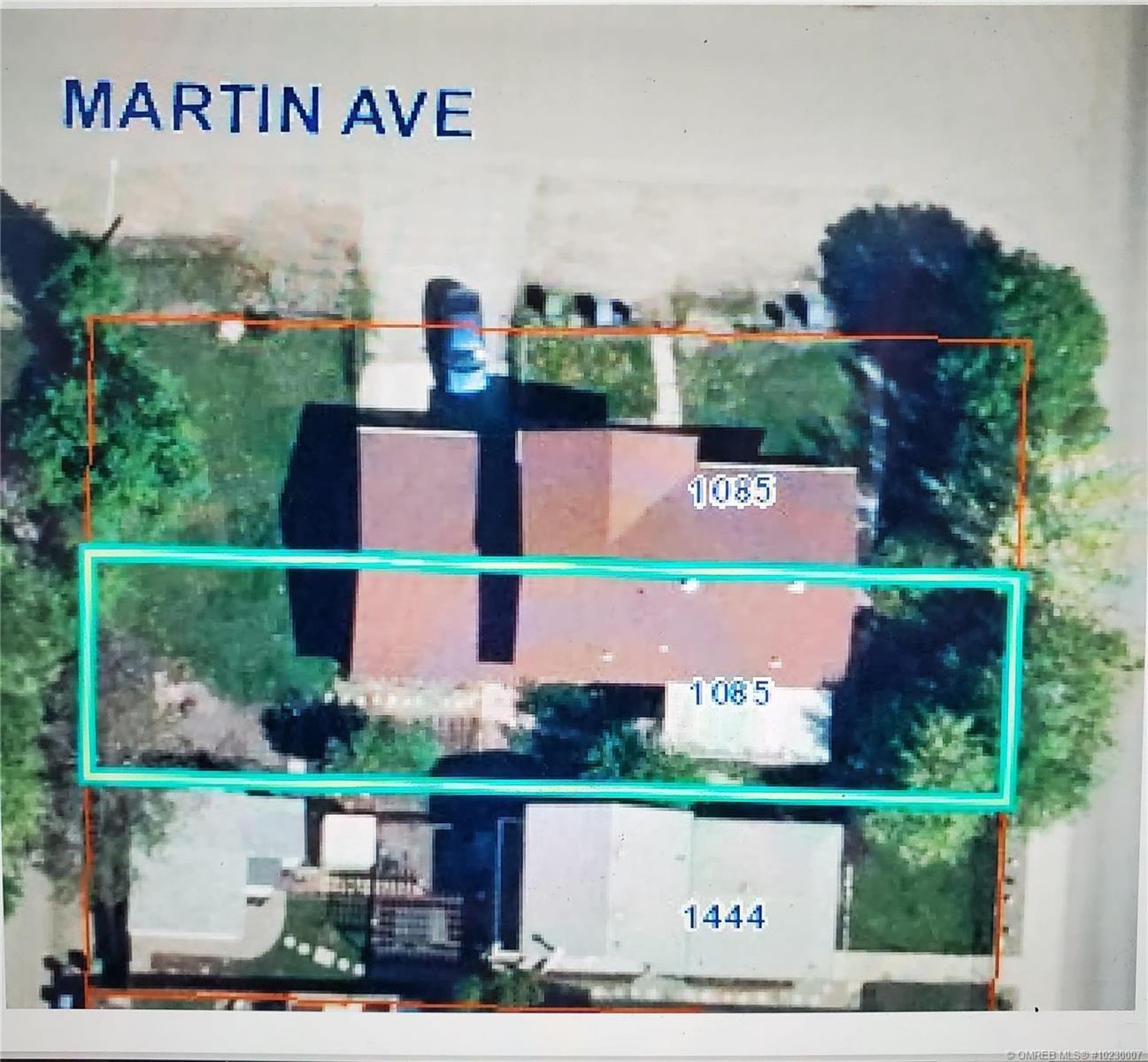 1085/1087 Martin Avenue