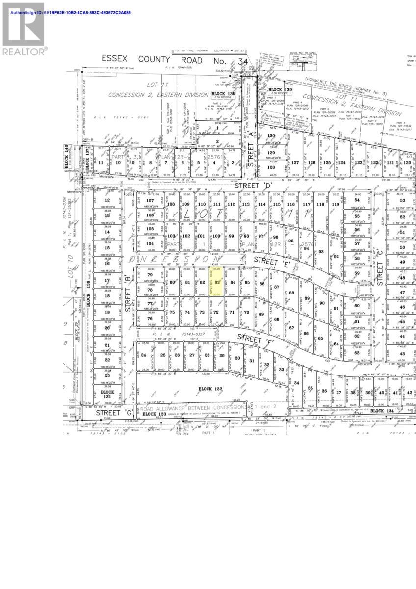 lot 83 Sannita Avenue
