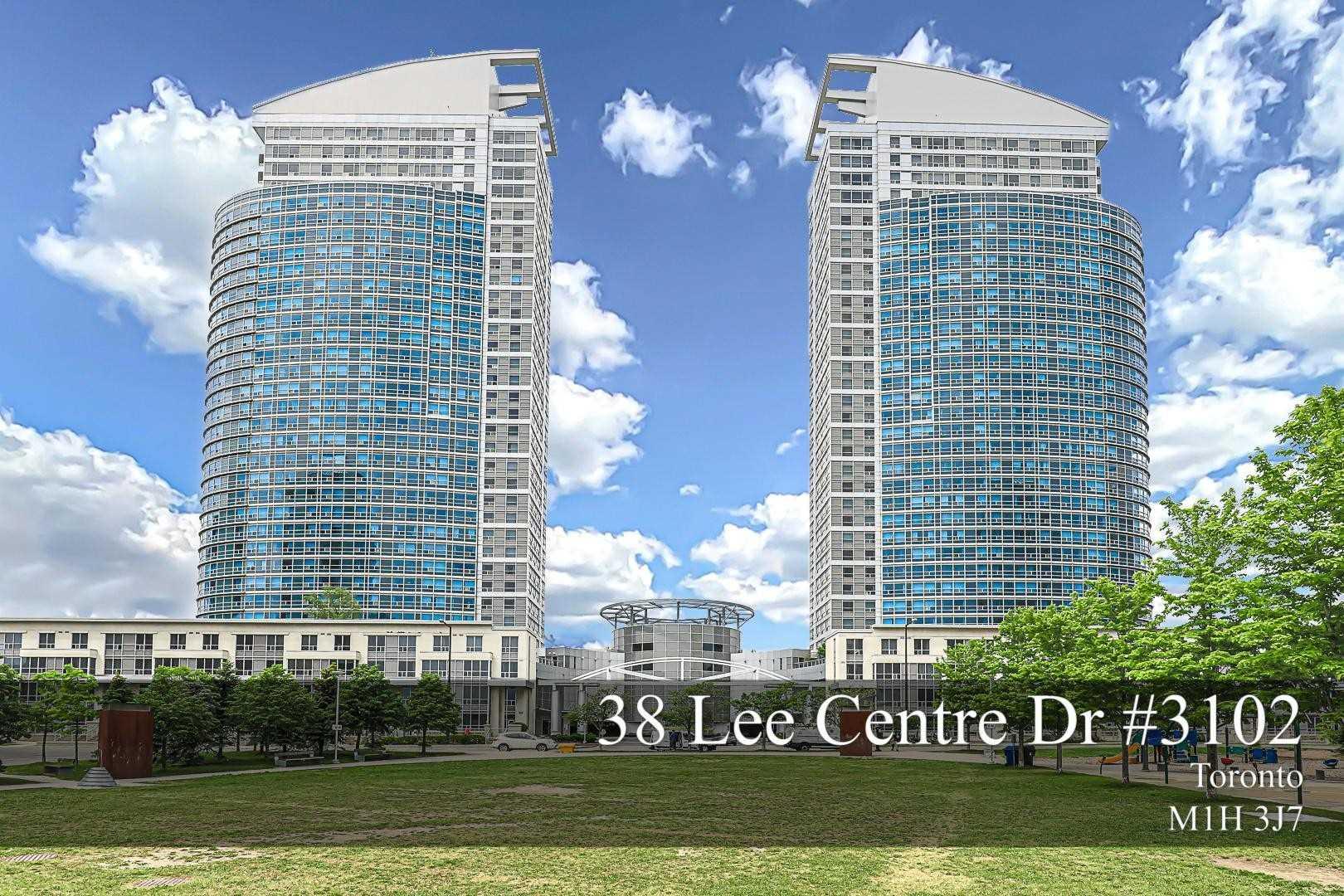 3102 - 38 Lee Centre Dr